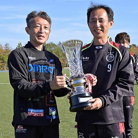 スペシャルコンテンツ 中村篤次郎 ATSUO NAKAMURA Vol.3「Jクラブにシニアチームを持ってほしい」