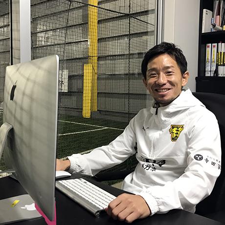 スペシャルコンテンツ 宇賀神友弥 TOMOYA UGAJIN Vol.2「現役選手のうちに立ち上げたかった」