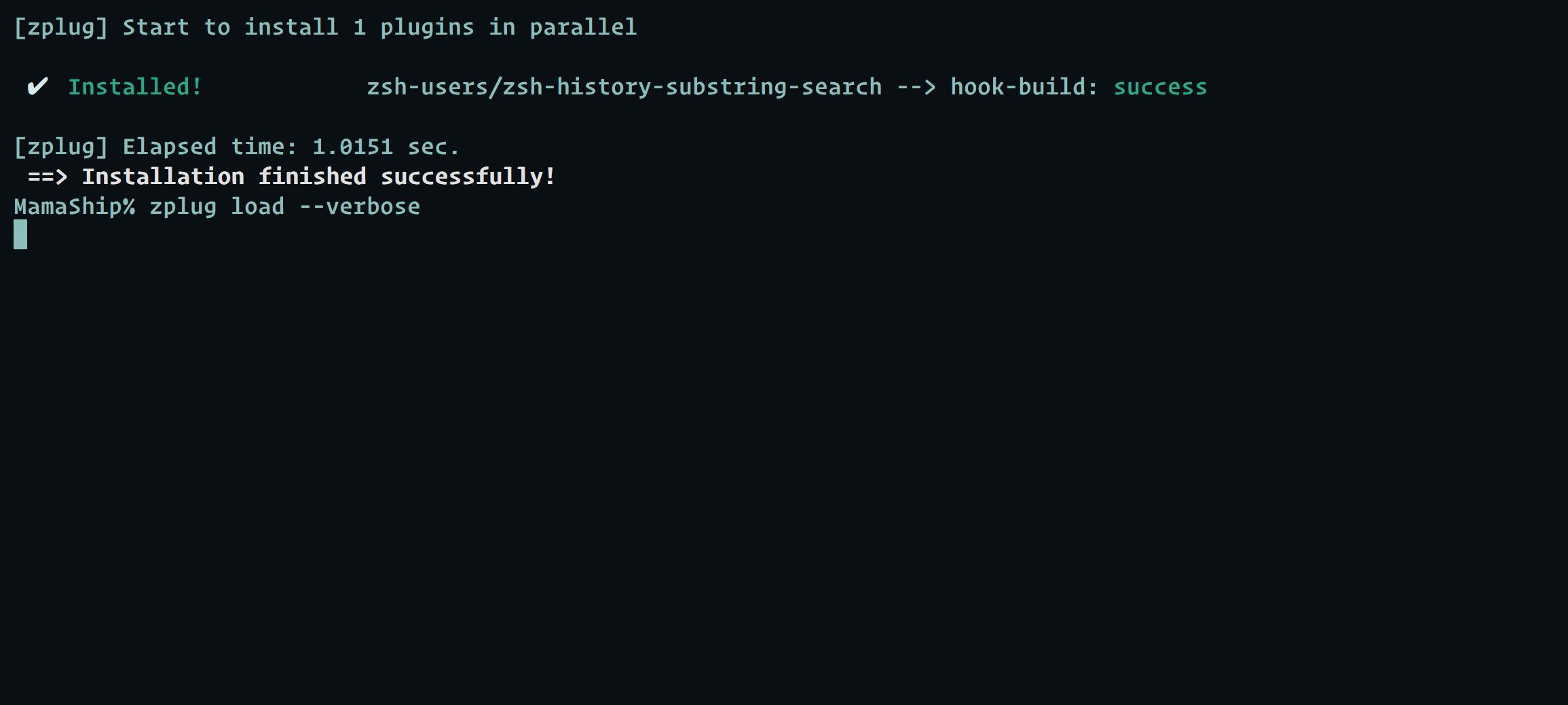 zplug load hangs if hook-build used · Issue #494 · zplug