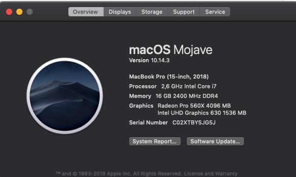 OSX: Sierra/High Sierra/Mojave: Licecap captures black