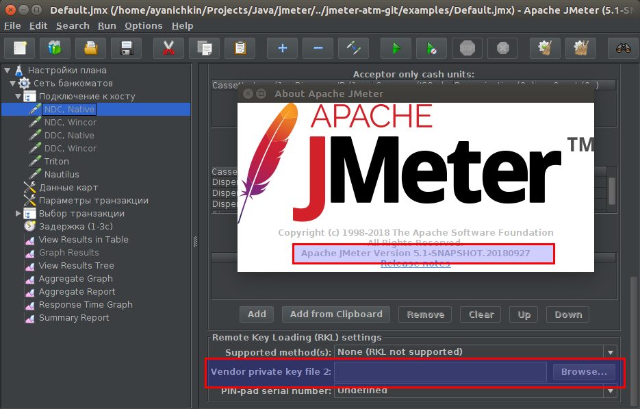 jmeter 5 x