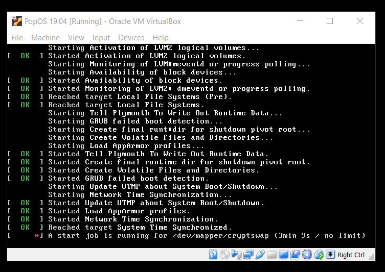 POP OS install Fails on ZOTAC and VirtualBox · Issue #599