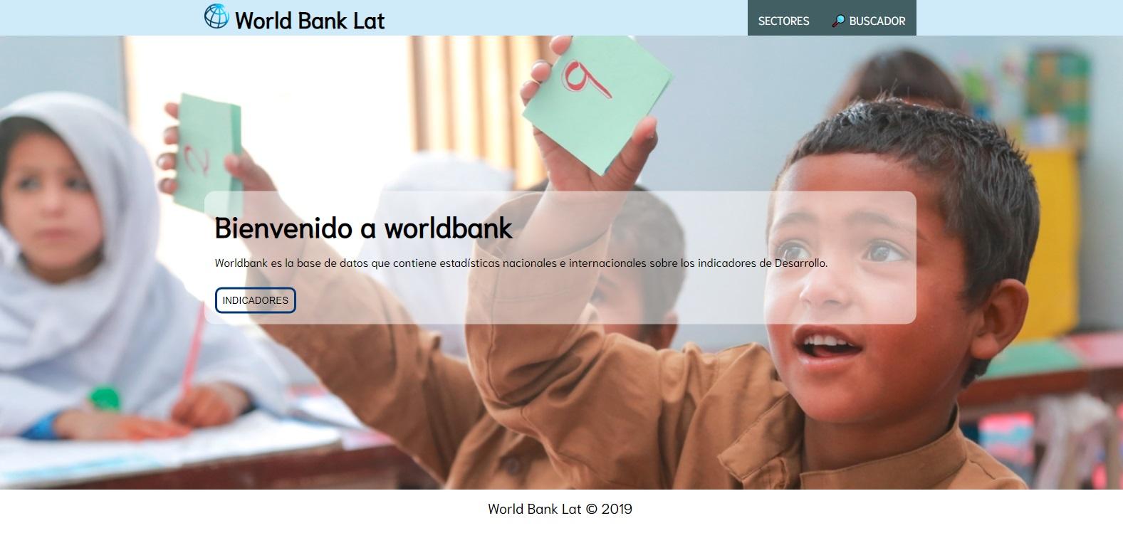 World Bank Lat.
