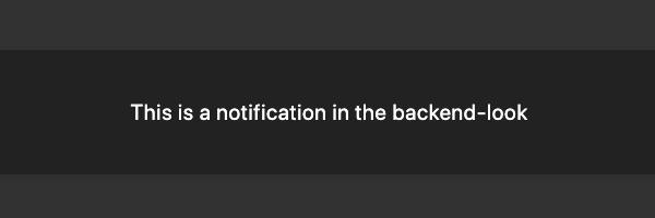 screenshot backend