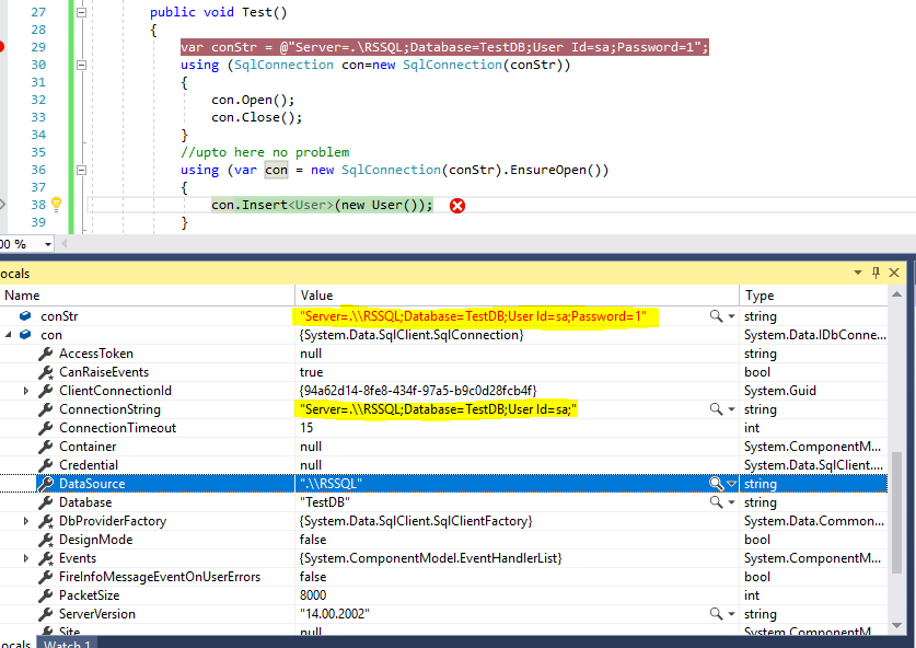 Sql Server Authentication issue · Issue #62 · mikependon