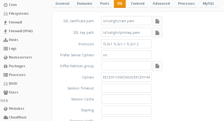 Let's Encrypt Support · Issue #797 · ajenti/ajenti · GitHub