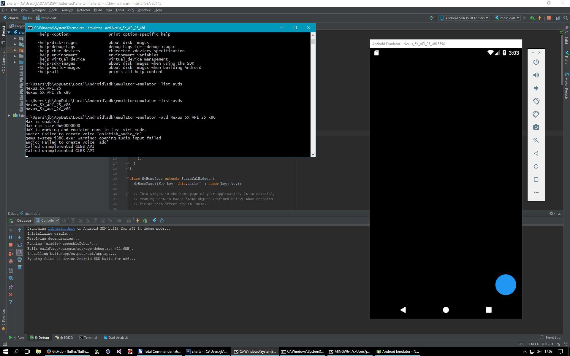 Best Android Emulator Ubuntu 17 04 Bellaesa