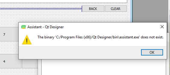 Qt Designer and other Qt exes missing · Issue #465