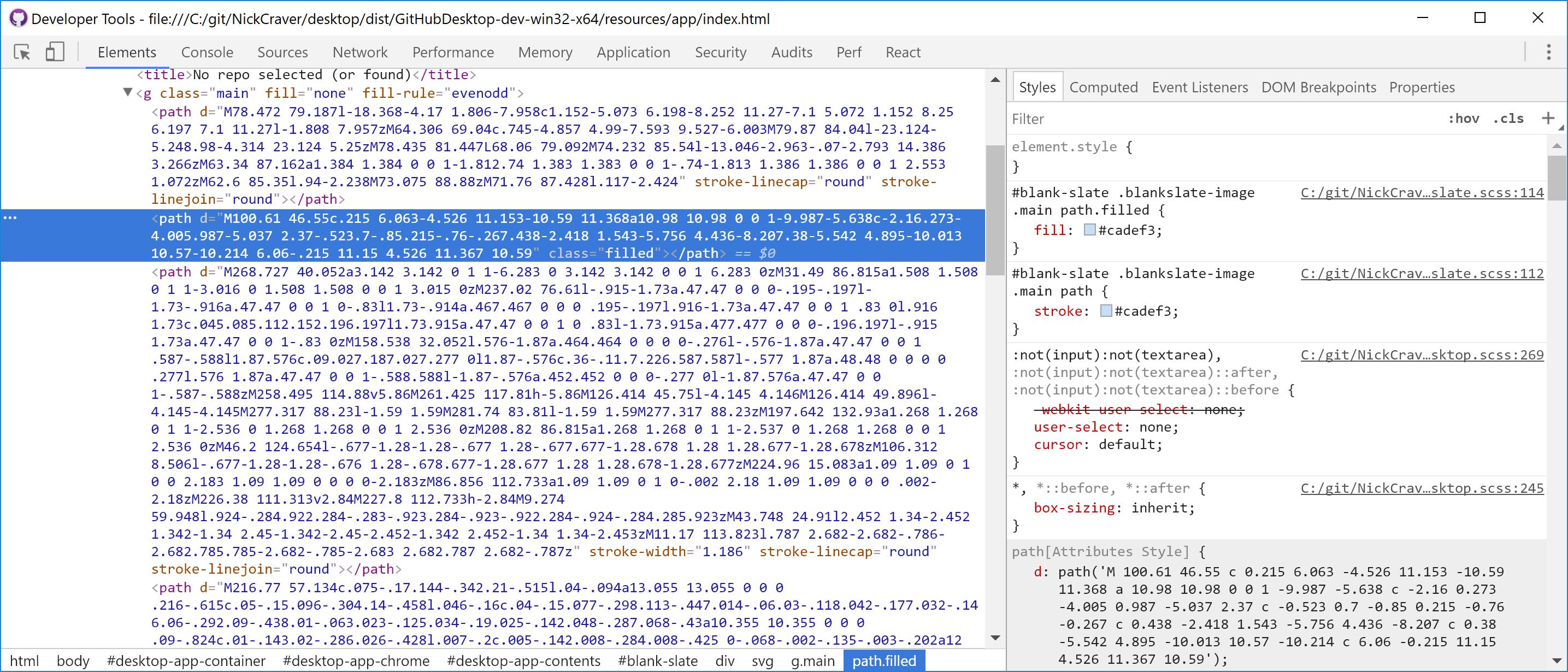 Feature Request: Dark Theme · Issue #1515 · desktop/desktop · GitHub