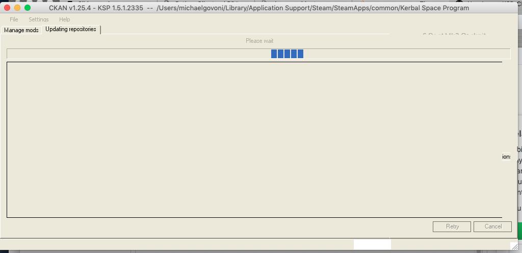 CKAN crashing on startup MacOS · Issue #2595 · KSP-CKAN/CKAN