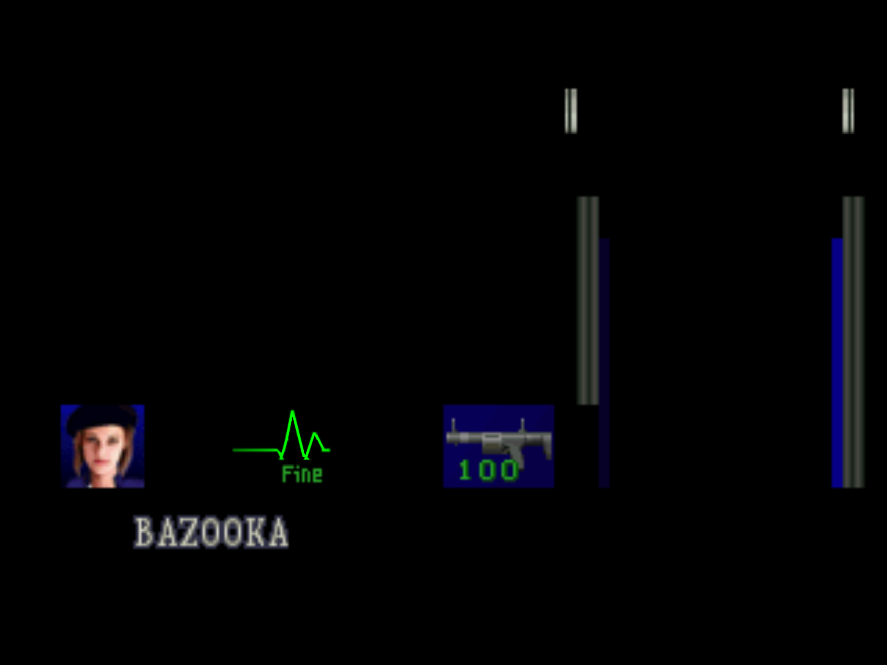 PGXP] Resident Evil / Biohazard -Status Screen Glitch · Issue #479