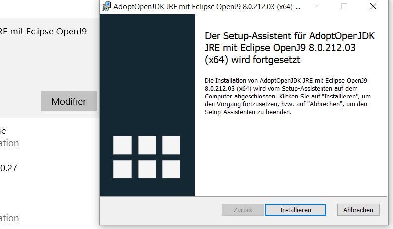 Language JRE AdoptOpenJDK 8 openj9 · Issue #101 · AdoptOpenJDK
