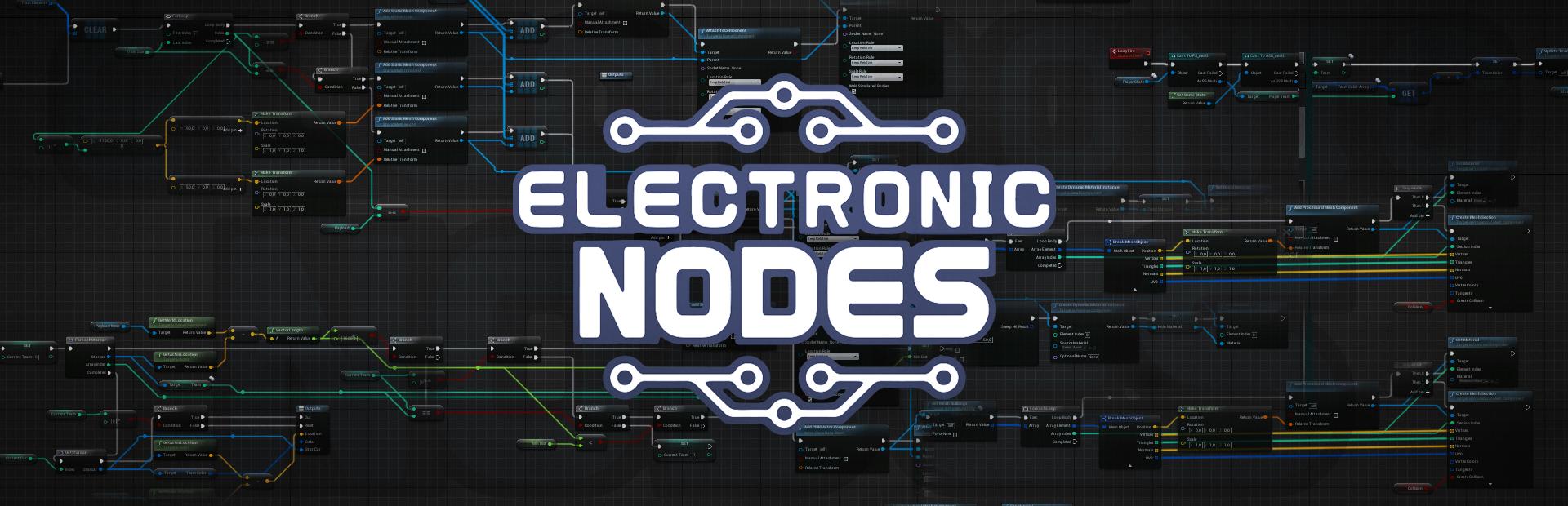 Logo Electronic Nodes