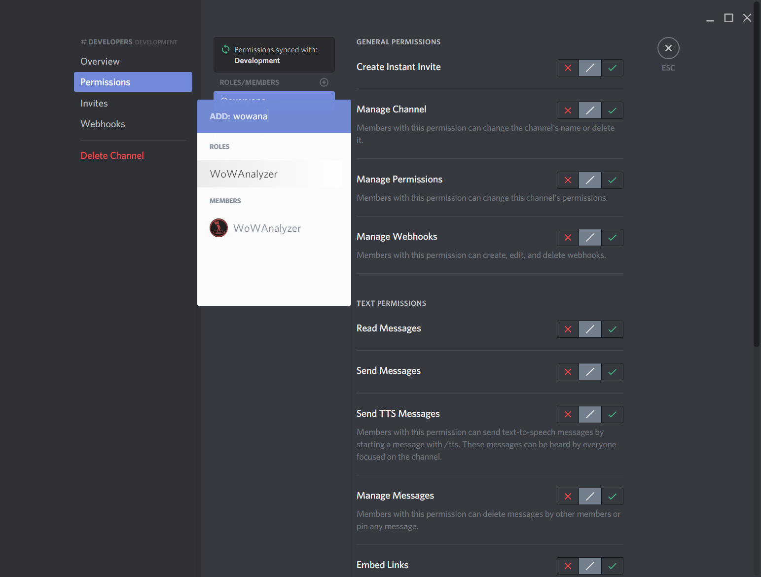 GitHub - WoWAnalyzer/DiscordBot: This Discord bot responds