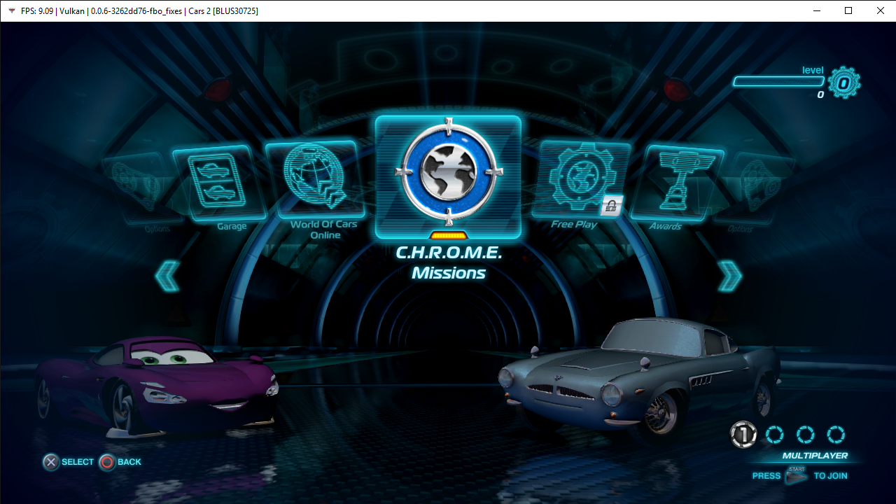 fps_ 7 77 _ vulkan _ 0 0 6-3262dd76-fbo_fixes _ cars 2 blus30725 2_22_2019 9_16_09 pm