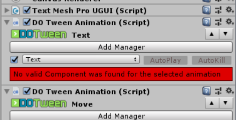 Unable to attach text animation to TMPro text · Issue #237