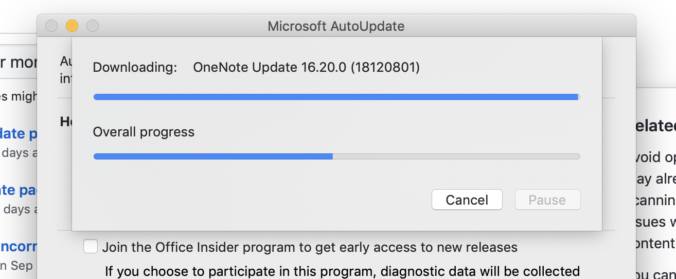 Error : One or more Update Packages Could not Not Be Downloaded