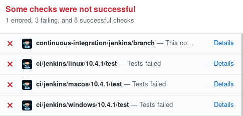 Cannot npm install with Node js 10 -> Missing wrtc builds