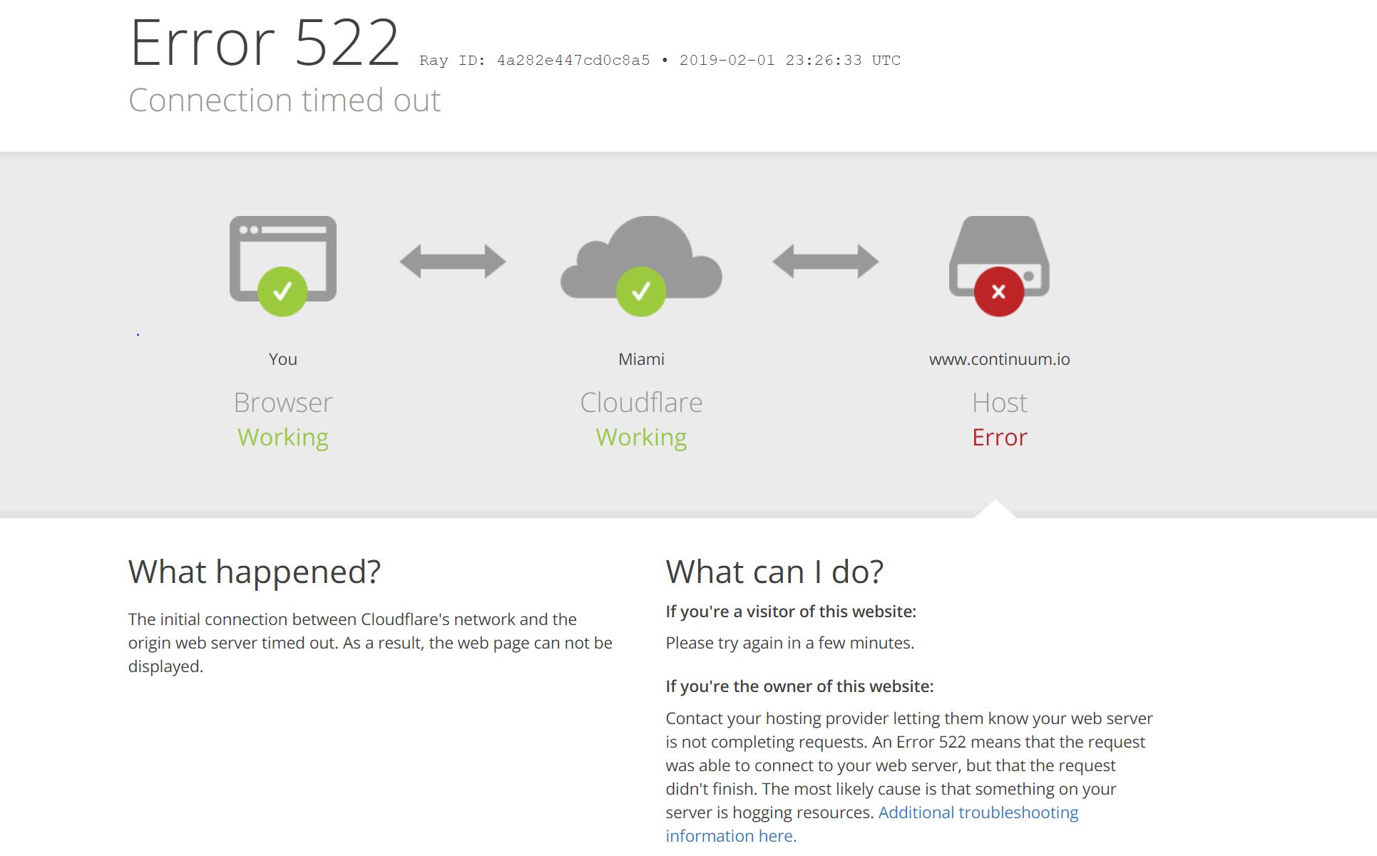 Anaconda install link in INSTALL txt broken · Issue #38
