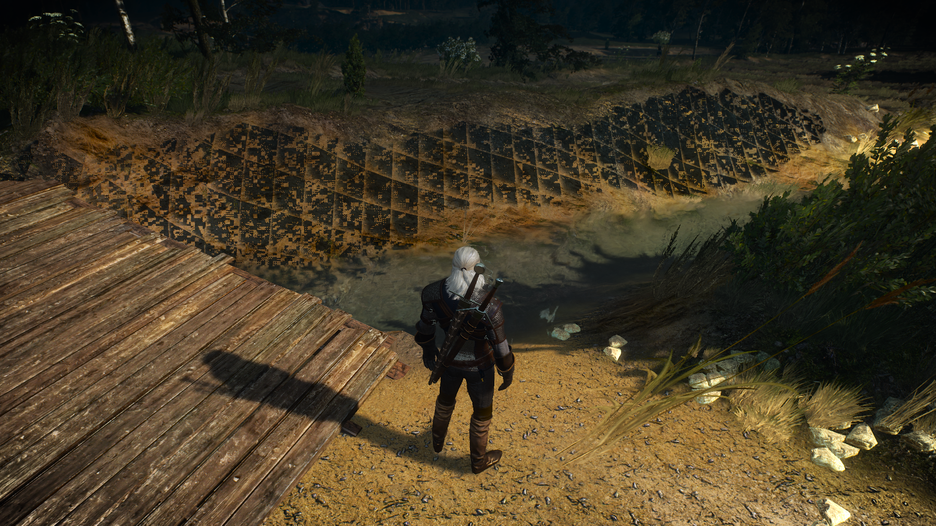 The Witcher 3 Texture Flickering · Issue #831 · doitsujin