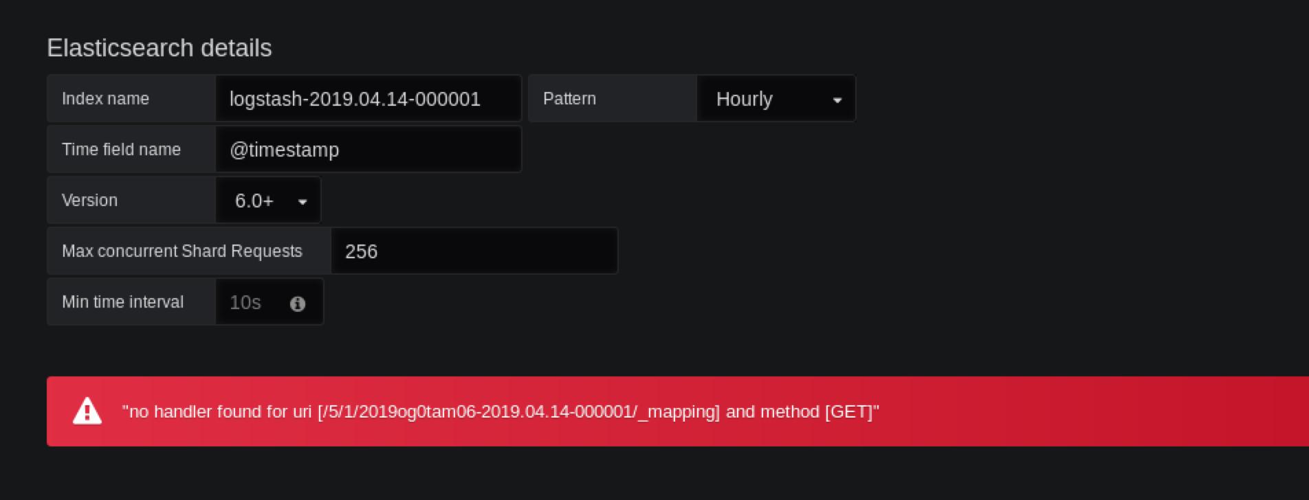 Elasticsearch 7 x support · Issue #15622 · grafana/grafana