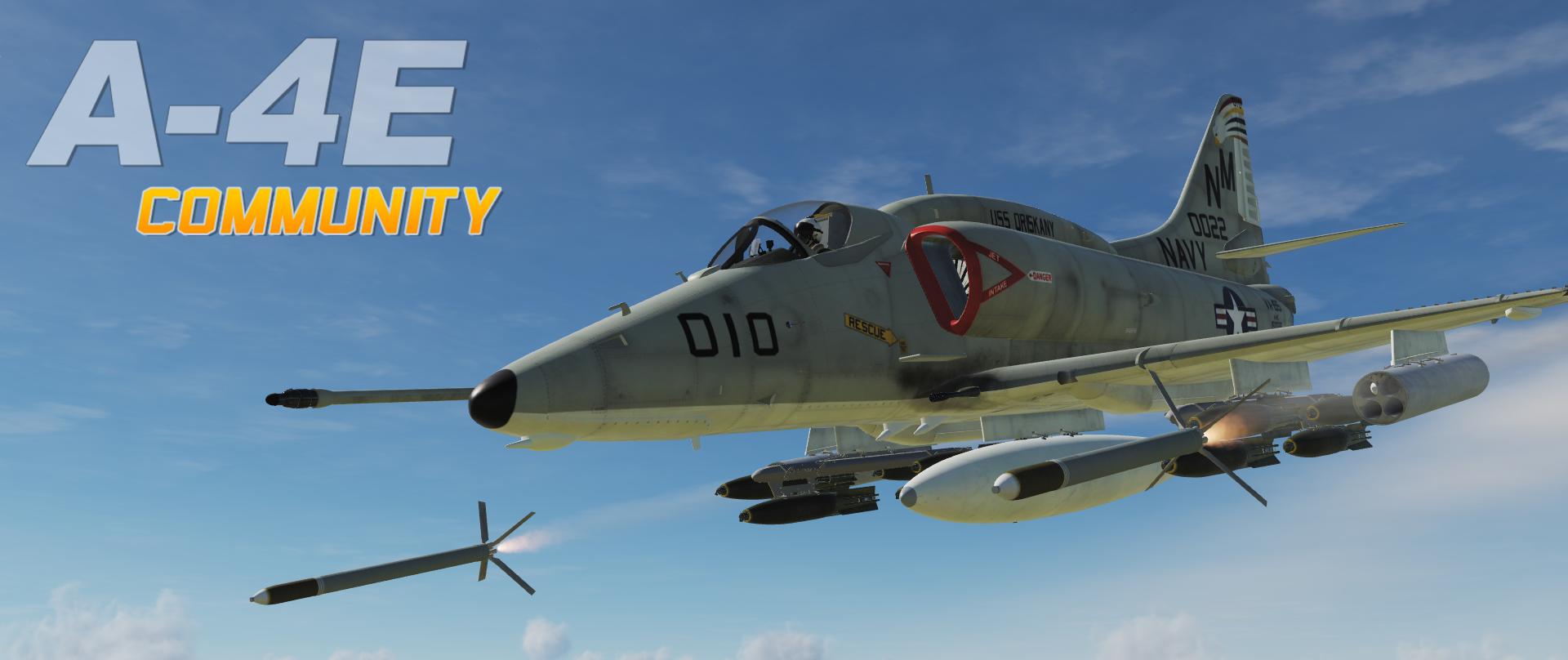 A-4E Community