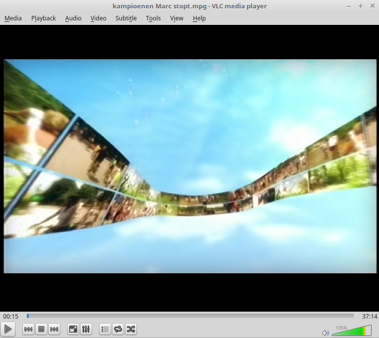 Openshot Video Editor/VLC ugly and barely usable · Issue