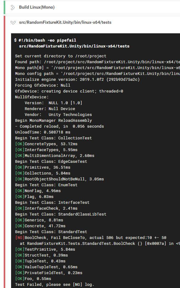 GitHub - Cysharp/RuntimeUnitTestToolkit: CLI/GUI Frontend of Unity