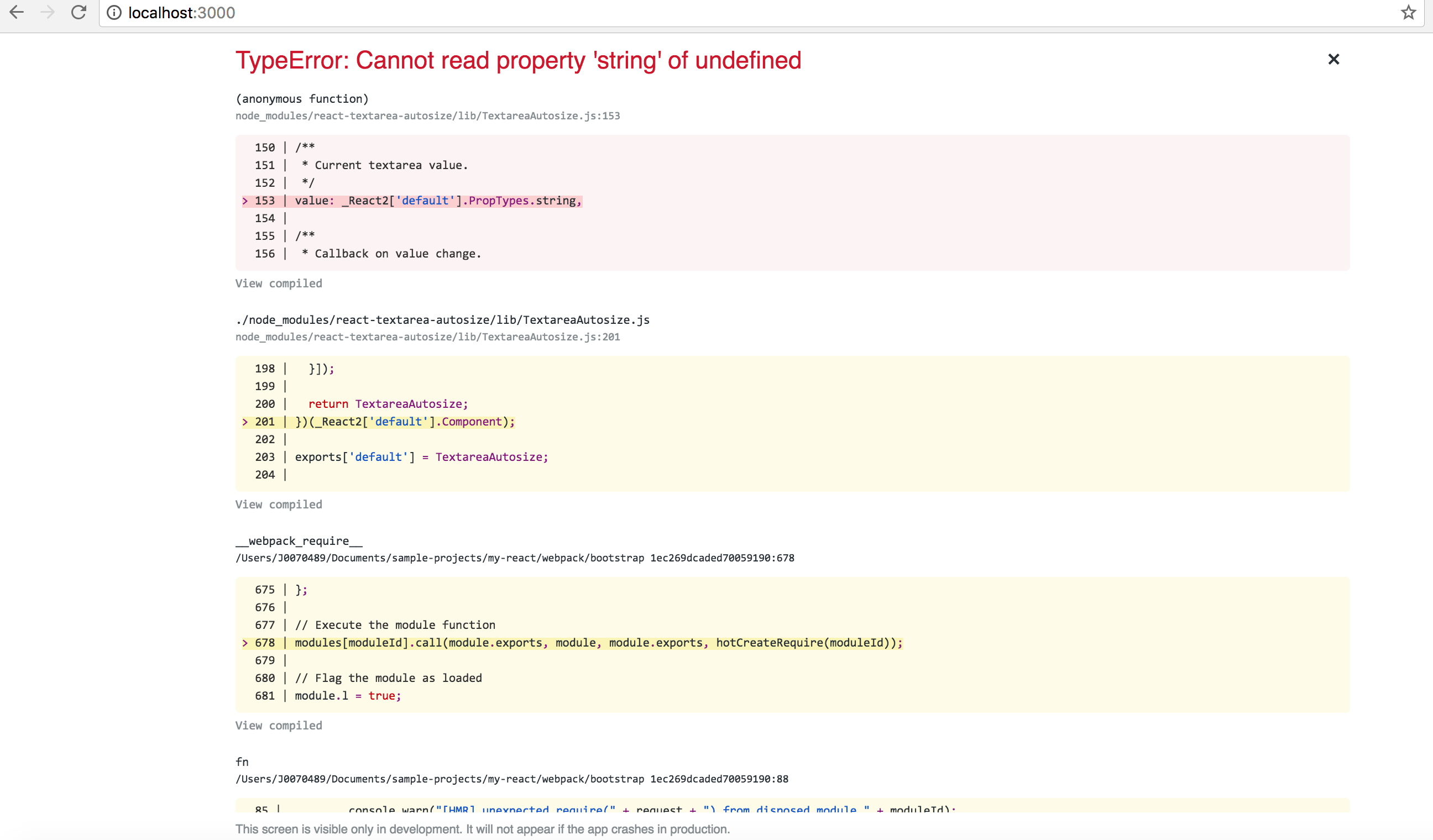 TypeError: Cannot read property 'string' of undefined · Issue #17