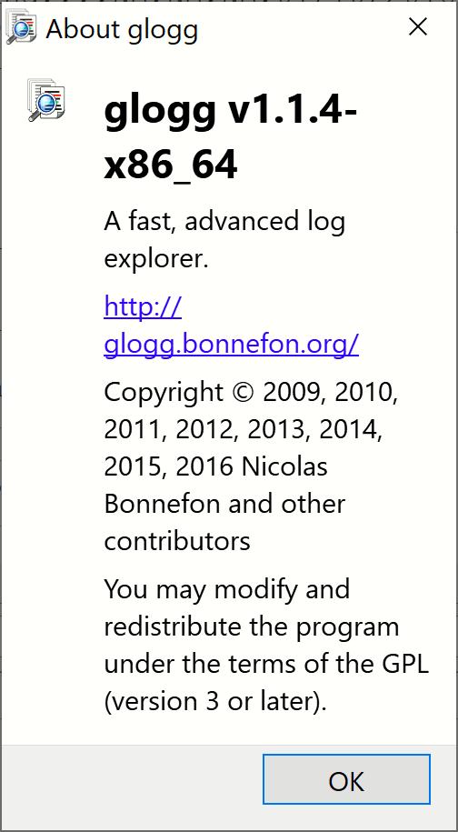 glogg - Bountysource