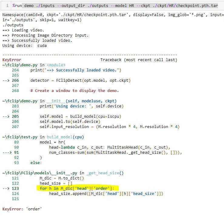fclip_multihead_key_error