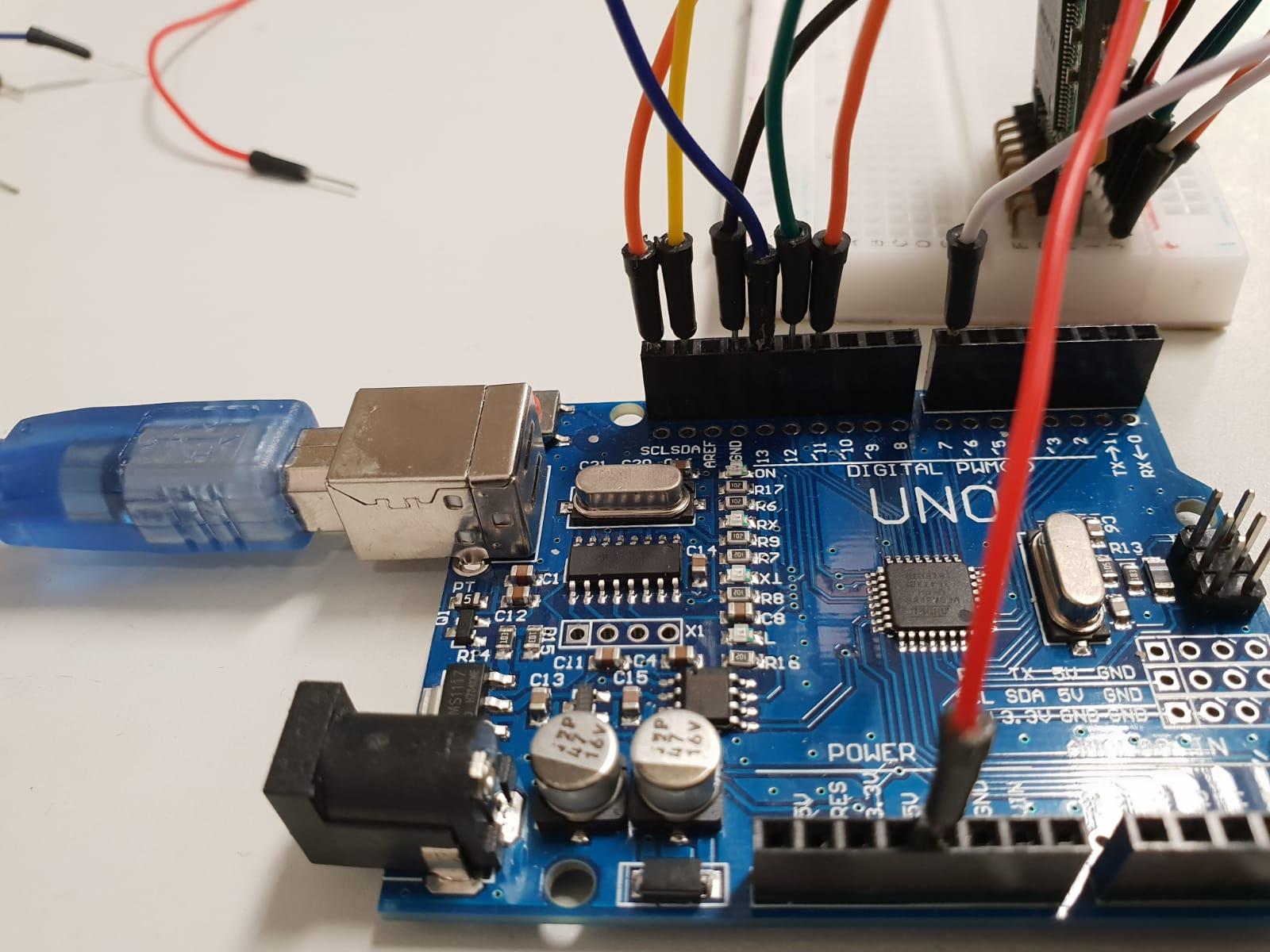 OV2640 Mini 2MP / UNO cannot detect camera · Issue #384
