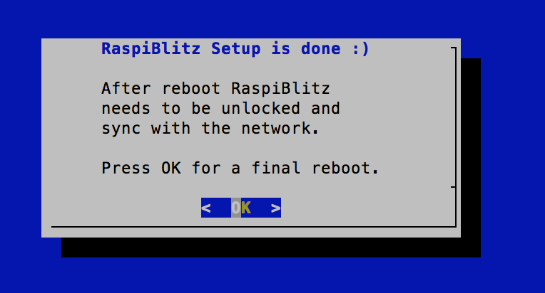 waiting for d to get ready screen · Issue #219 · rootzoll