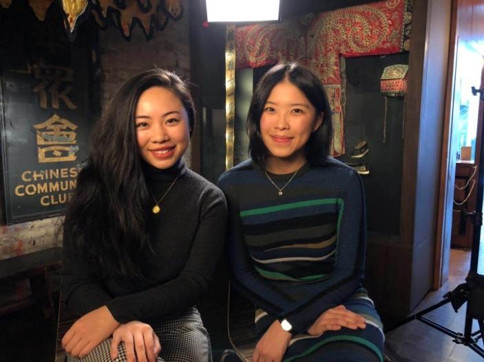 Angela Yang & Angela Yang