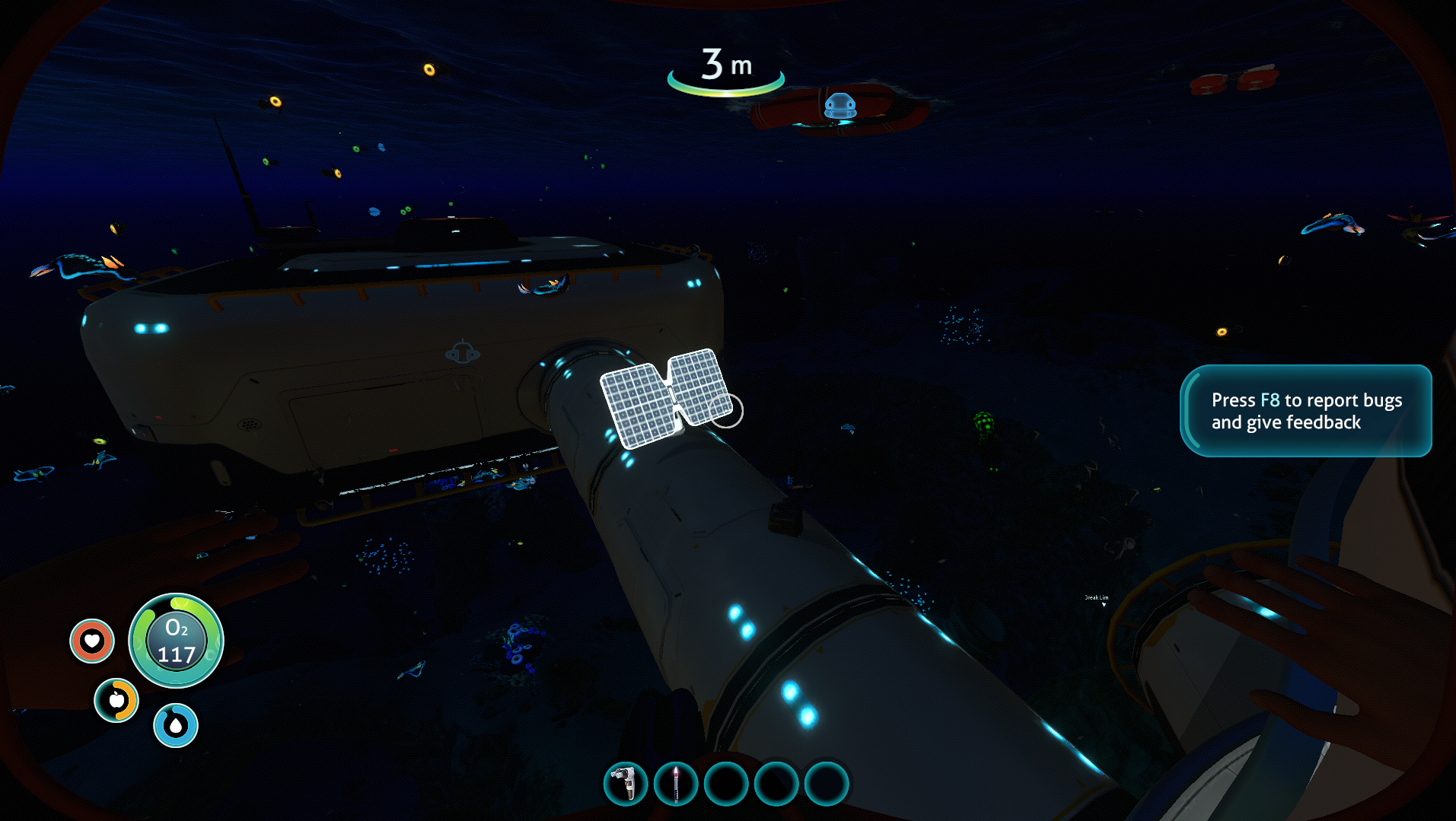 Overall Building Bugs · Issue #691 · SubnauticaNitrox/Nitrox · GitHub