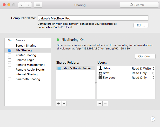 Can't mount /Users on macos x using xhyve drive · Issue #1249