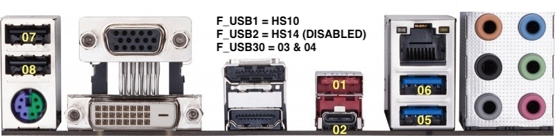 Gigabyte B360M D3H i7-8700 RX 570
