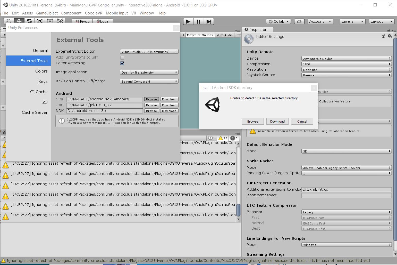 Controller Emulator] ADB Android Debug Bridge ('adb
