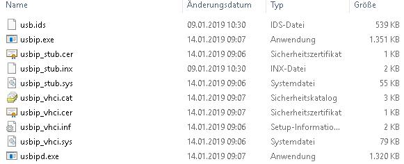windows 10 as USBIP client · Issue #6 · cezuni/usbip-win