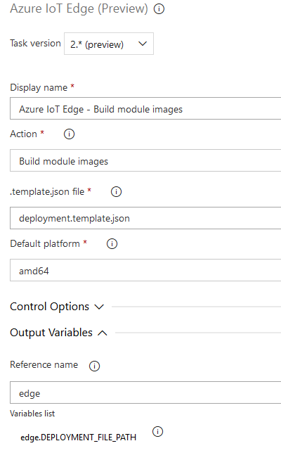 How to define output · Issue #3939 · MicrosoftDocs/vsts-docs
