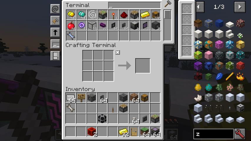 Default sort By Mod