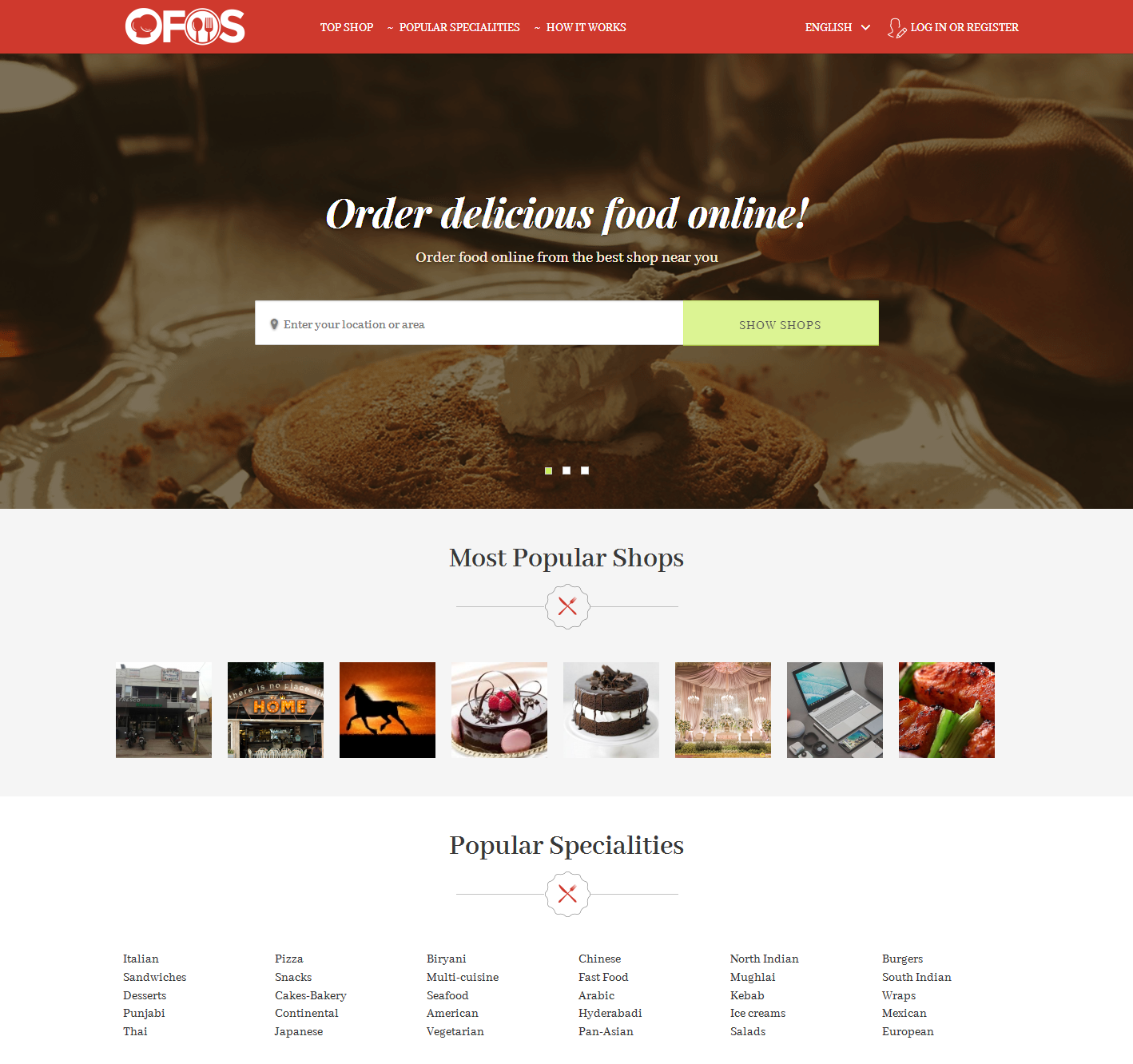 GitHub - agriya/OFOS: OFOS is an open source Online Food