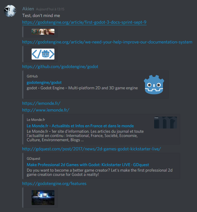 Review metadata exposed by Godot pages (OG tags?) · Issue #8