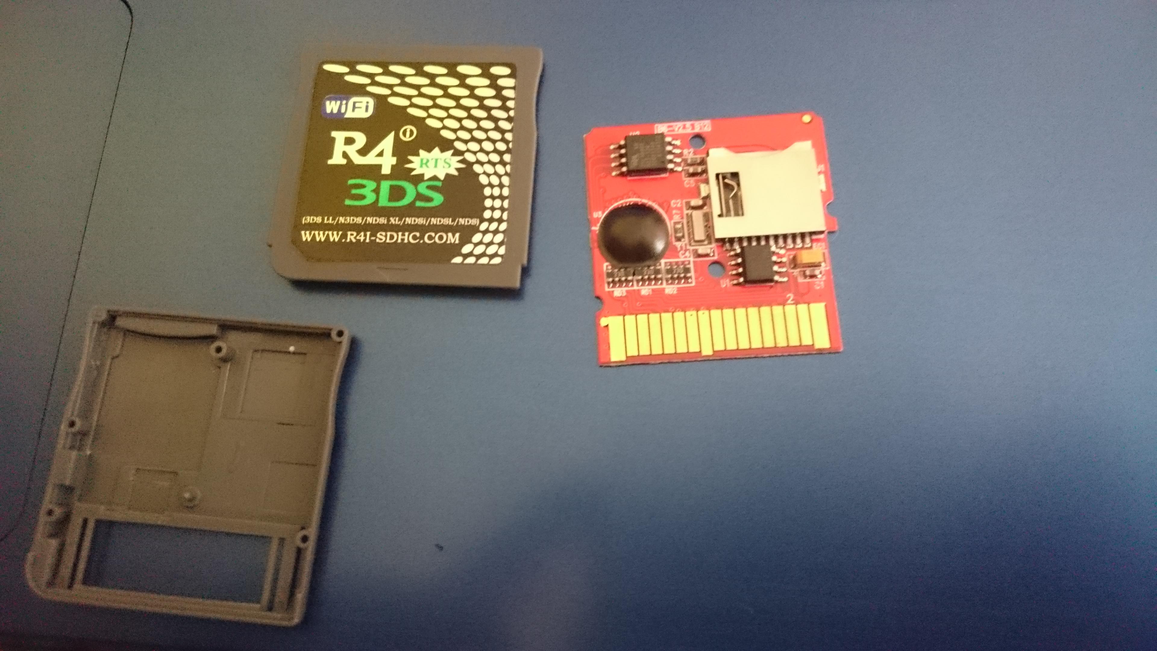 R4i SDHC 3DS Wifi (r4i-sdhc com) · Issue #14 · ntrteam
