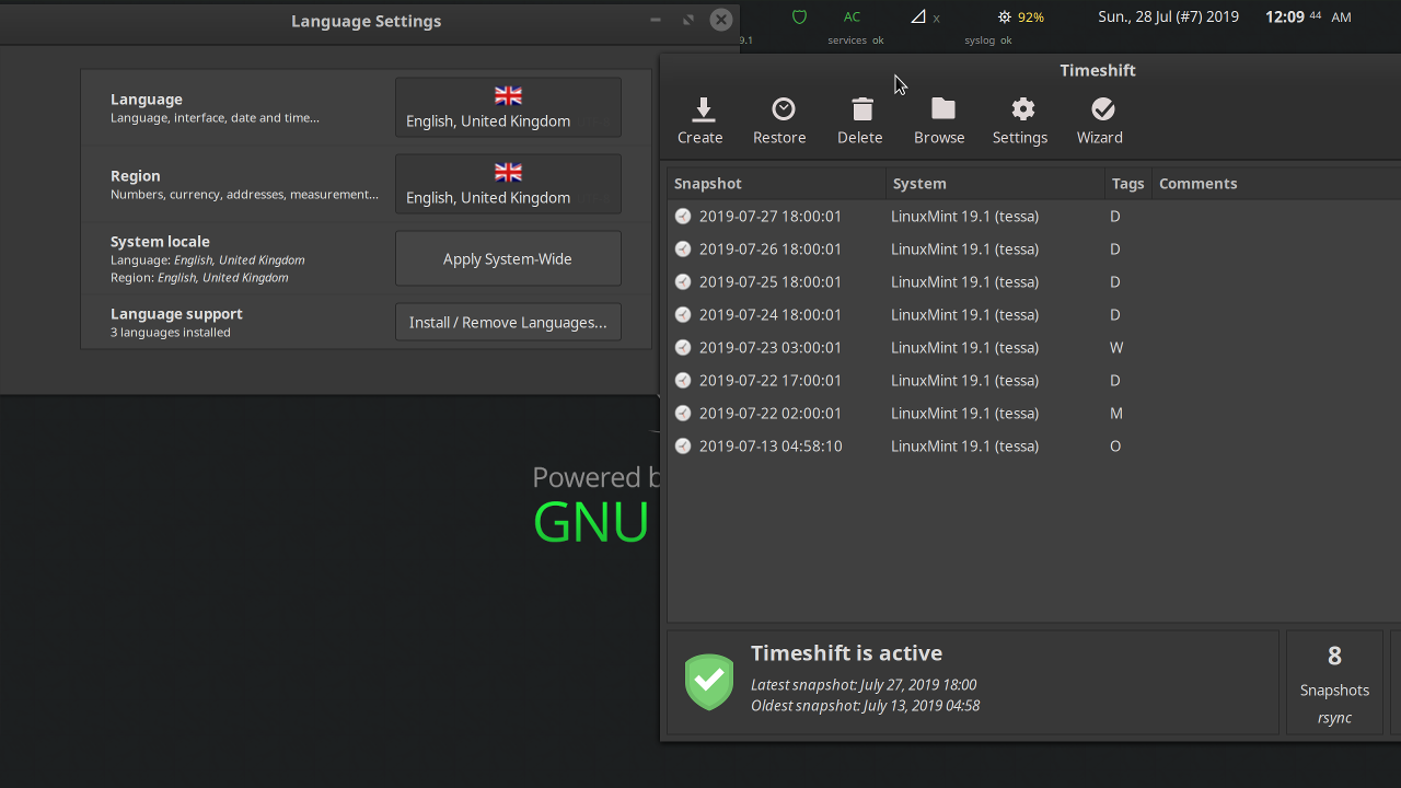 LinuxOnTheDesktop