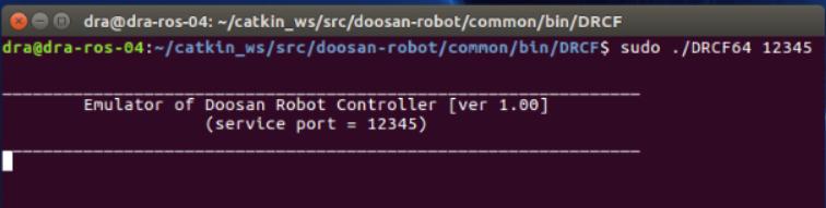 GitHub - doosan-robotics/doosan-robot: ROS for Doosan Robot