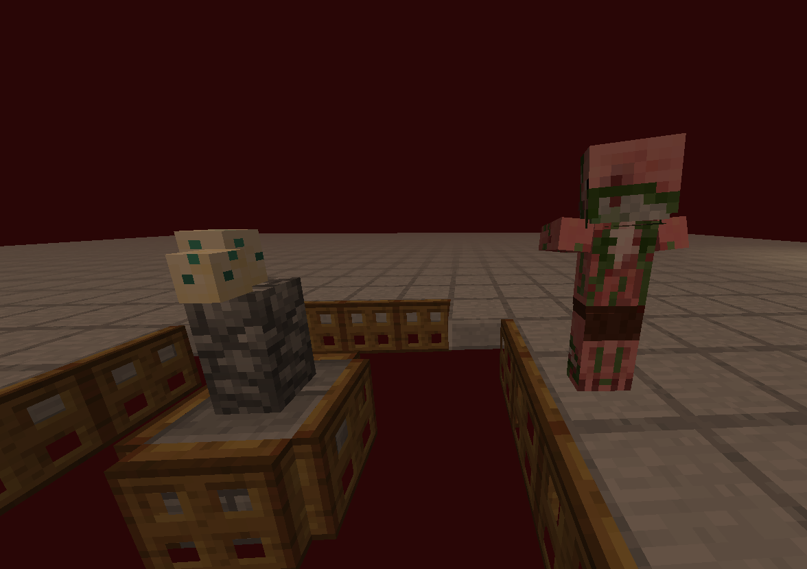 zombie pigmans do not attack the turtle eggs. · Issue #11