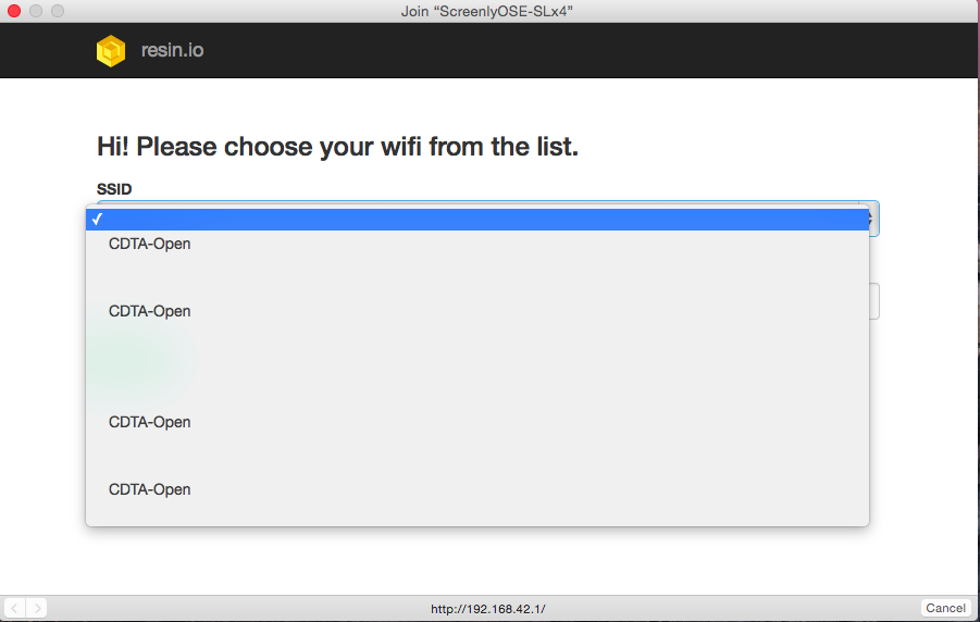 Screenly OSE WiFi · Issue #1023 · Screenly/screenly-ose · GitHub