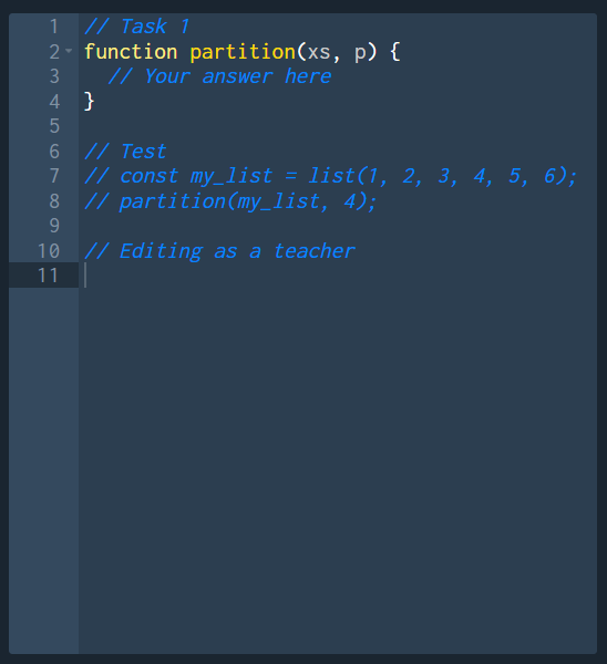 Programming Question