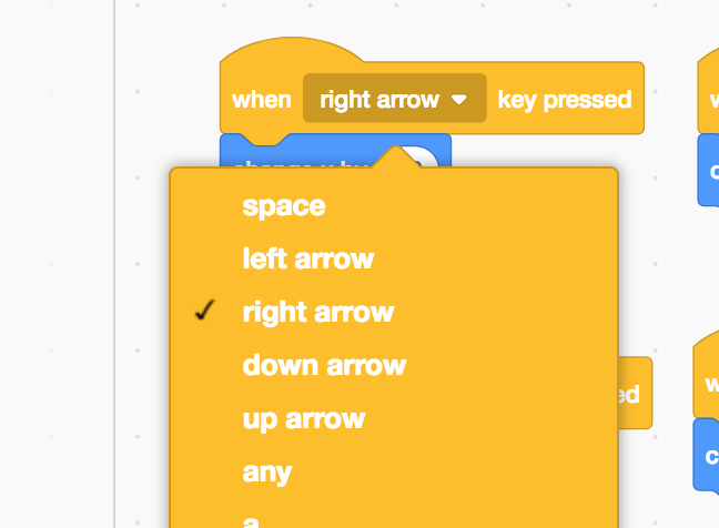 unexpected order of arrow key pressed options · Issue #2173 · LLK ...